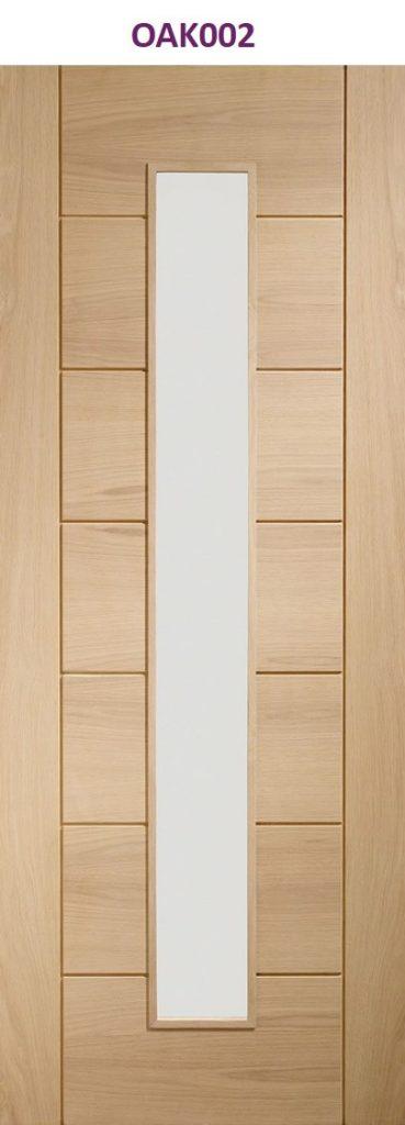 Oak internal doors manchester | design led internal doors altrincham north west