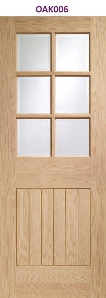 oak suffolk internal door manchester | design led internal doors altrincham north west