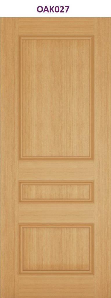 Oak internal door manchester | Design led internal doors North West